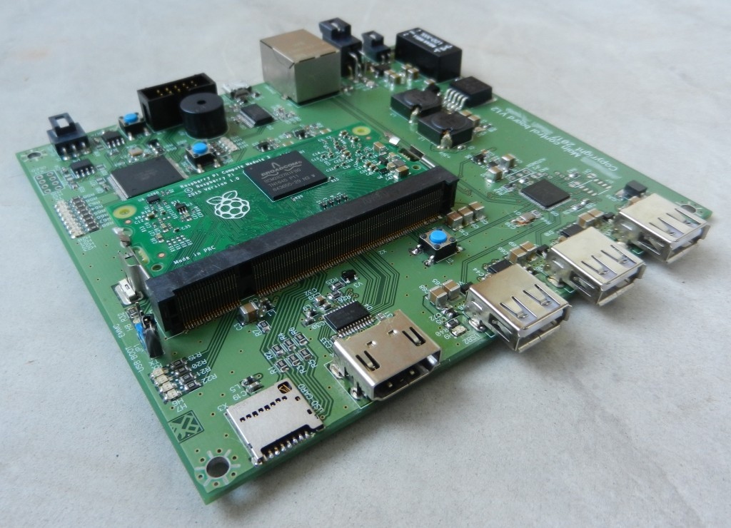 NKB RUS | Raspberry Pi projects
